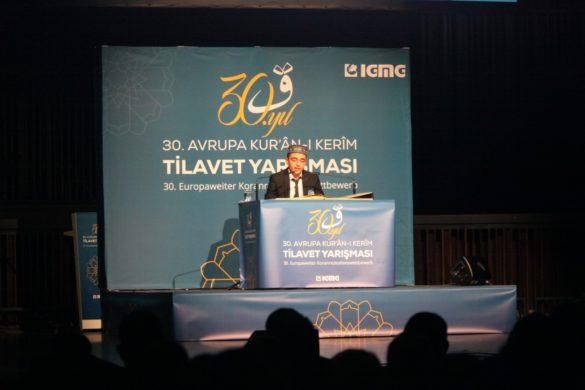 Muhammed Yusuf Kaya, 14-18 Yaş Kategorisi Üçüncüsü