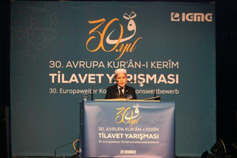 Dördüncü: İsmail Umeyr Durhan - Hannover